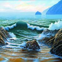 Frank Wilson Seascapes