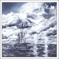 Sailboat Oil Painting Print - No-Wrap