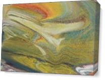 Rainbow Tornado - Gallery Wrap Plus