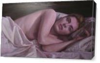 Nuda As Canvas
