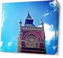 Catholic School Grimsby As Canvas
