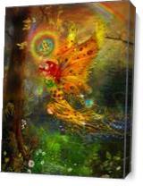 A Fairytale As Canvas