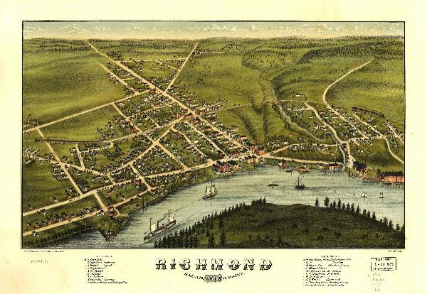 aerial-view-of-richmond-maine-1878-