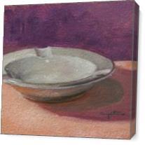 Cenicero Vacío As Canvas
