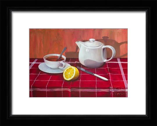 Tea With Lemon Comp.#3