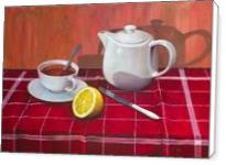 Tea With Lemon Comp.#3 - Standard Wrap