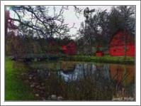 Woodland Barn - No-Wrap