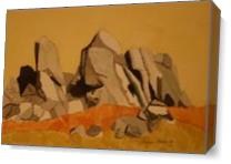 Geological As Canvas