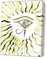 Horus As Canvas