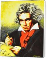 Ludwig Van Beethoven - Standard Wrap