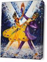 Dansersl As Canvas