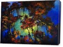 Jungle Light - Gallery Wrap