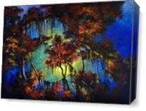 Jungle Light - Gallery Wrap Plus