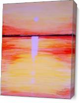 Untitled(Landscape) As Canvas