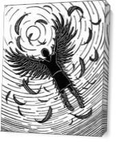 Icarus As Canvas