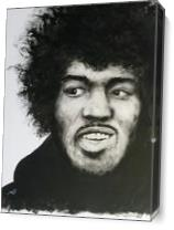 Jimi As Canvas
