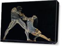 Dancers As Canvas