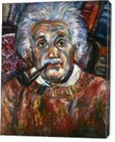 Albert Einstein - Gallery Wrap
