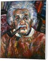 Albert Einstein - Standard Wrap