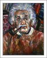 Albert Einstein - No-Wrap