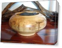 Aspen Bowl As Canvas