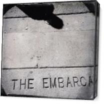 The Embarcadero As Canvas