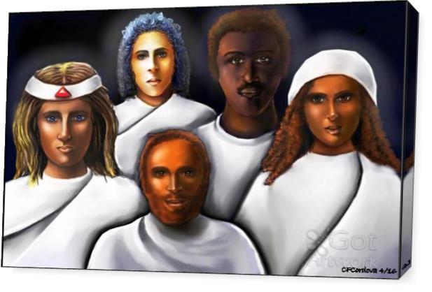 Spiritual Rescuers