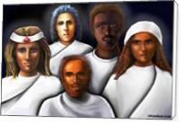 Spiritual Rescuers - Standard Wrap