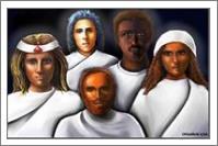 Spiritual Rescuers - No-Wrap