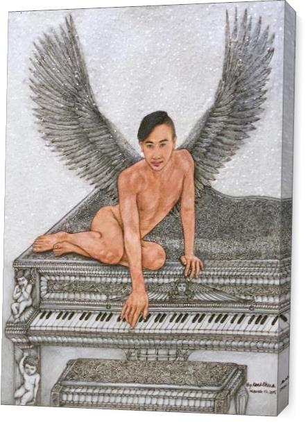 Angel And The Piano