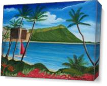 Hawaii As Canvas