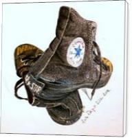 Old Punky Sneakers - Standard Wrap
