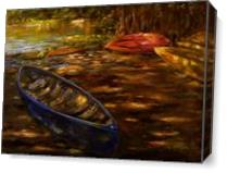 Canoes As Canvas