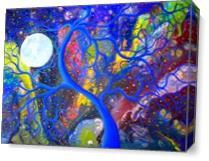 Energy Positive As Canvas