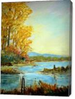 Autumn Leaves - Gallery Wrap