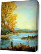 Autumn Leaves - Gallery Wrap Plus