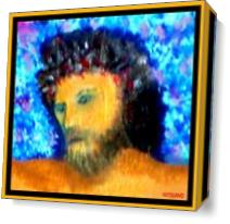 Jesus As Canvas