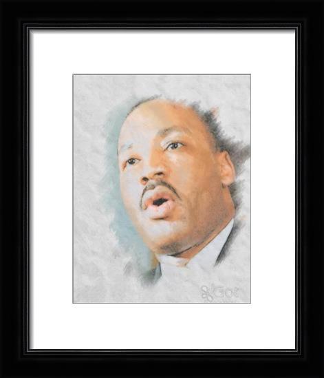 MLK Jr. I Have A Draem