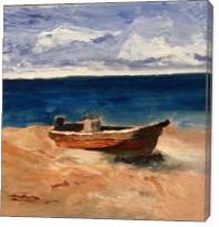 Boat I - Gallery Wrap