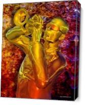 Trumpet Solo As Canvas