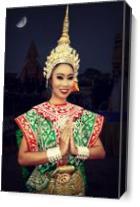 Siam Magic. As Canvas
