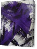 Violet As Canvas