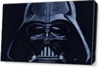Darth Vader By DME As Canvas