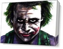 Joker As Canvas