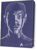 Spock - Gallery Wrap Plus
