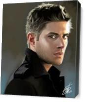 Dean As Canvas