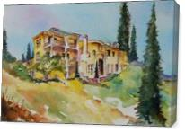 Tuscan Charm - Gallery Wrap