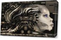 Alien As Canvas