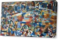Seville As Canvas