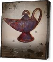 Magic Lantern As Canvas